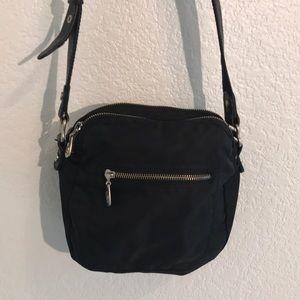 Baggalini black crossbody bag